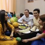 «День туркменской дыни»