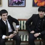 Вечер туркменской молодежи